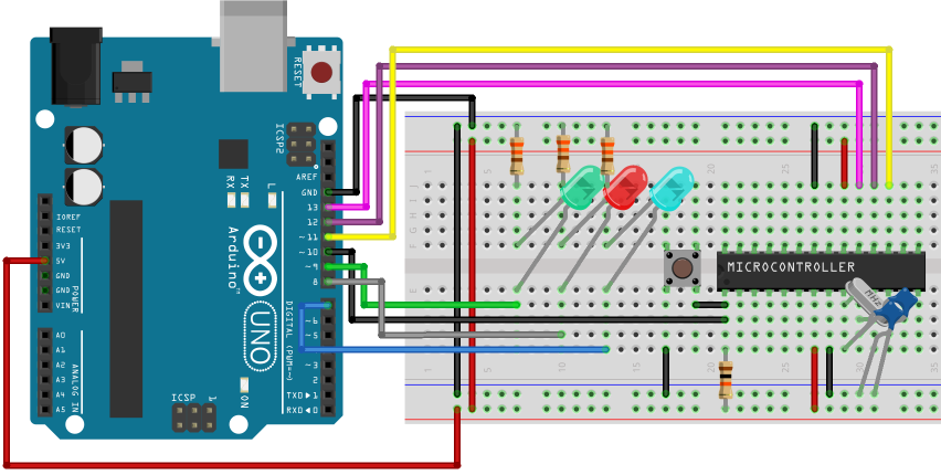 in addition Arduino Lezione 06 Modulazione Di Larghezza Di Impulso  m moreover Primo Progetto Arduino also STM32 additionally Utiliser Arduino Nano. on arduino blink