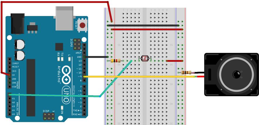 lautsprecher - Arduino Beispiele
